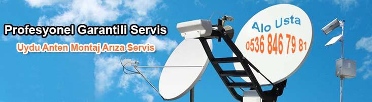 Uydu Anten Montaj Arıza Servis