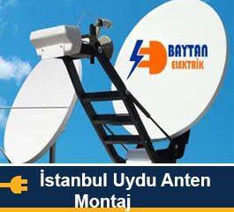İstanbul Uydu Anten Montaj