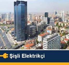 Şişli Elektrikçi servisi
