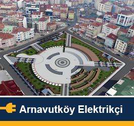 Arnavut köy Elektrikçi servisi