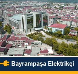 Bayrampaşa Elektrikçi servisi