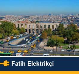 Fatih Elektrikçi servisi