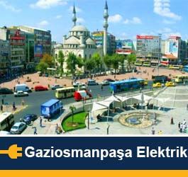 Gaziosmanpaşa Elektrikçi servisi