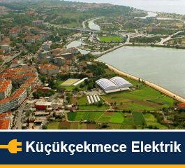 Küçükçekmece Elektrikçi servisi