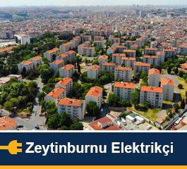 Zeytinburnu Elektrikçi servisi