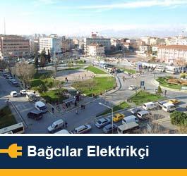 Bağcılarda Elektrikçi servisi