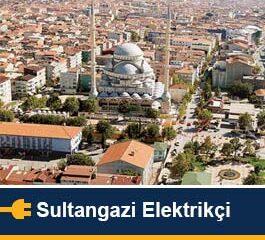 Sultangazi Elektrikçi servisi